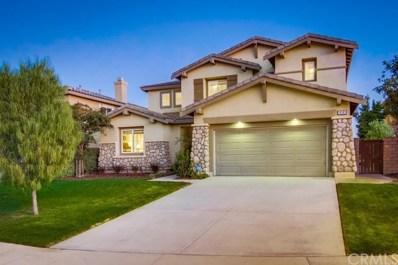 16181 Blacksage Court, Riverside, CA 92503 - MLS#: CV17225362