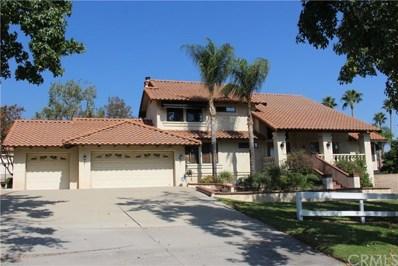 5337 Running Fawn Court, Alta Loma, CA 91737 - MLS#: CV17225532