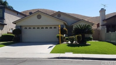 14121 Weeping Willow Lane, Fontana, CA 92337 - MLS#: CV17227183