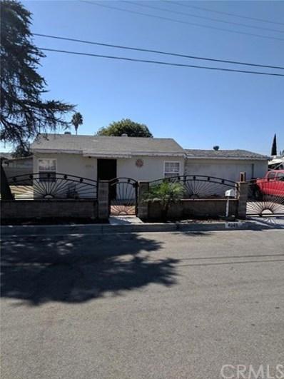 4841 Downing Avenue, Baldwin Park, CA 91706 - MLS#: CV17227454