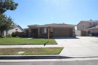 17435 Lilac Street, Fontana, CA 92337 - MLS#: CV17227615