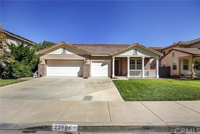 23686 Cantara Road, Corona, CA 92883 - MLS#: CV17228103