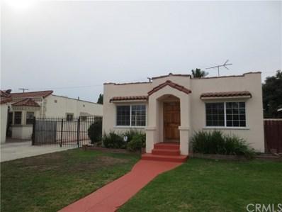 6929 Arbutus Avenue, Huntington Park, CA 90255 - MLS#: CV17230139