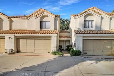 480 Anderwood Court UNIT 8, Pomona, CA 91768 - MLS#: CV17230809