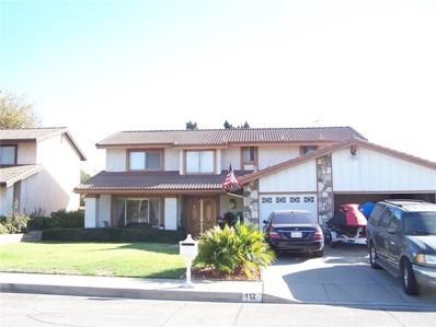 112 E Renwick Road, Glendora, CA 91740 - MLS#: CV17231534