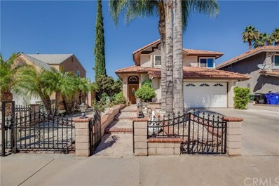 8001 Carlyle Drive, Riverside, CA 92509 - MLS#: CV17233694