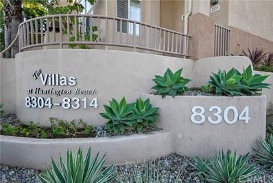 8304 Atlanta Avenue UNIT 103, Huntington Beach, CA 92646 - MLS#: CV17234757