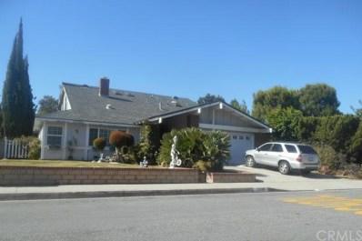 23062 Aspen Knoll Drive, Diamond Bar, CA 91765 - MLS#: CV17236015
