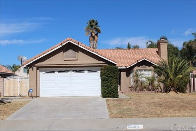 25356 Ivory Avenue, Moreno Valley, CA 92551 - MLS#: CV17237581