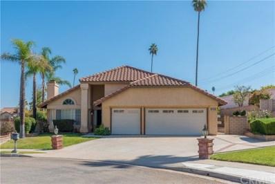 2271 Lochness Circle, Corona, CA 92881 - MLS#: CV17237663