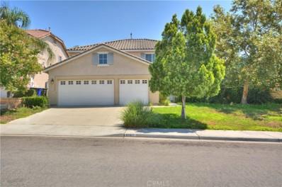 6065 Brookside Way, Fontana, CA 92336 - MLS#: CV17238598