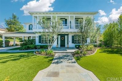 4282 Hidden Oaks Drive, Yorba Linda, CA 92886 - MLS#: CV17239948