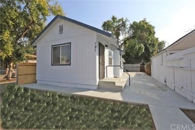 181 W 17th Street, San Bernardino, CA 92405 - MLS#: CV17240164
