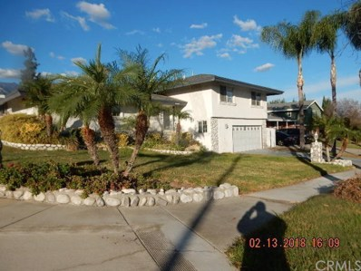 313 E Avalon Court, Upland, CA 91784 - MLS#: CV17240746