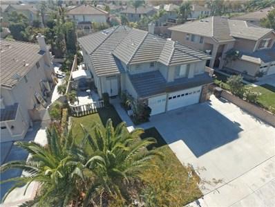 6111 Park Crest Drive, Chino Hills, CA 91709 - MLS#: CV17243739