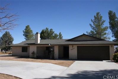 14665 Hopi Road, Apple Valley, CA 92307 - MLS#: CV17243861