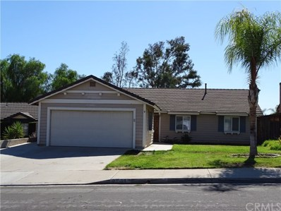 23121 Harland Drive, Moreno Valley, CA 92557 - MLS#: CV17245059