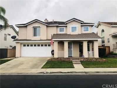 764 Pointe Vista Lane, Corona, CA 92881 - MLS#: CV17246570