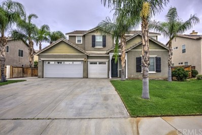 27310 Honey Scented Road, Moreno Valley, CA 92555 - MLS#: CV17248111