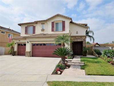 7230 Townsend Court, Rancho Cucamonga, CA 91739 - MLS#: CV17248755