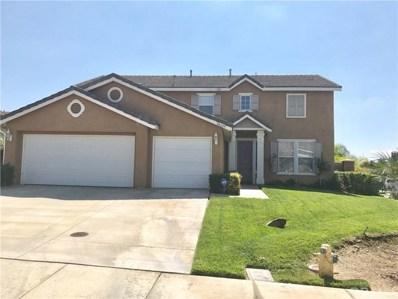 28629 Maplewood Drive, Menifee, CA 92584 - MLS#: CV17249150
