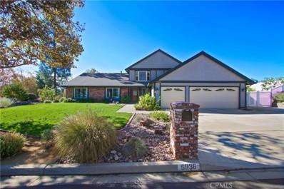 5936 Layton Street, Rancho Cucamonga, CA 91737 - MLS#: CV17249201