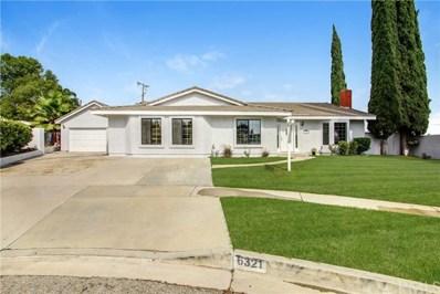 6321 Amberwood Drive, Alta Loma, CA 91701 - MLS#: CV17249301