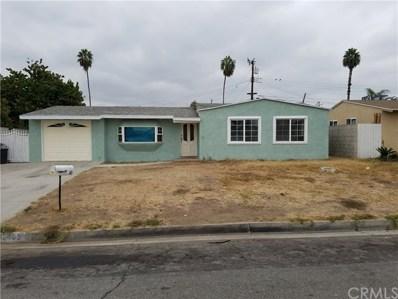15409 Beckner Street, La Puente, CA 91744 - MLS#: CV17251424