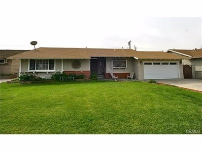1241 Hollowell Street, Ontario, CA 91762 - MLS#: CV17251883