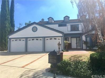 22088 Cedardale Drive, Diamond Bar, CA 91765 - MLS#: CV17253549