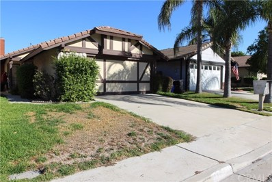 14534 Mountain High Drive, Fontana, CA 92337 - MLS#: CV17253994