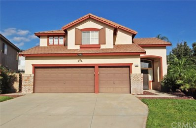 14906 Rodeo Way, Fontana, CA 92336 - MLS#: CV17254728