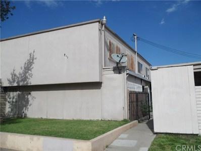 740 Frankel Avenue UNIT A6, Montebello, CA 90640 - MLS#: CV17254748