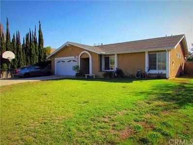 15995 Tullock Street, Fontana, CA 92335 - MLS#: CV17255823