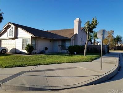 156 E Manchester Lane, San Bernardino, CA 92408 - MLS#: CV17256307