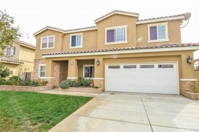 15657 Fontlee Lane, Fontana, CA 92335 - MLS#: CV17257552