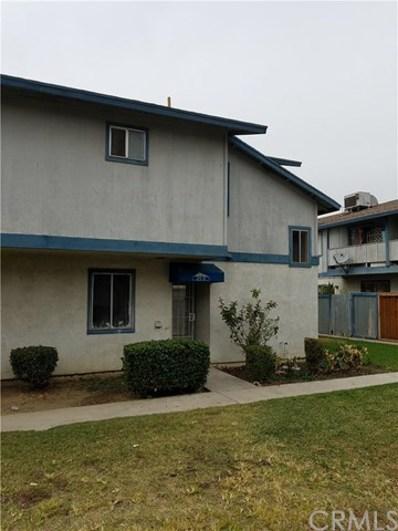 16770 San Bernardino Avenue UNIT 20 D, Fontana, CA 92335 - MLS#: CV17258165