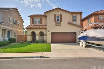 16591 Canyon Lake Lane, Fontana, CA 92336 - MLS#: CV17258795