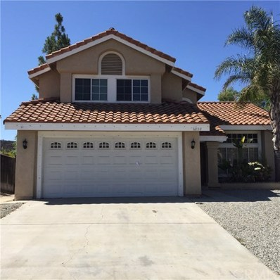 26854 Fayence Drive, Murrieta, CA 92562 - MLS#: CV17259070