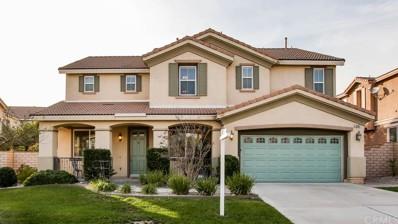 5046 Cottontail Way, Fontana, CA 92336 - MLS#: CV17259227