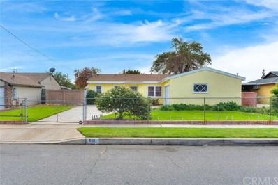 601 E McKinley Street, Rialto, CA 92376 - MLS#: CV17259236