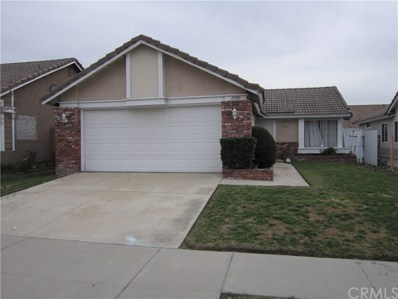 11585 Pinnacle Peak Court, Rancho Cucamonga, CA 91737 - MLS#: CV17259315