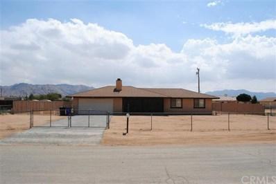 16661 Pawnee Road, Apple Valley, CA 92307 - MLS#: CV17262199