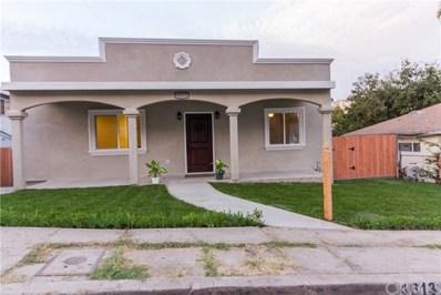 4613 Bedilion Street, El Sereno, CA 90032 - MLS#: CV17263288