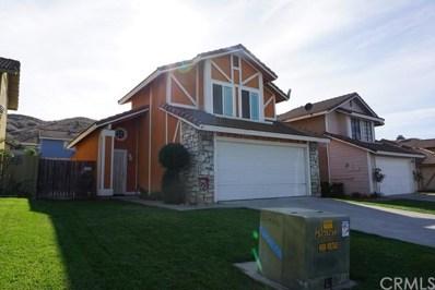 14649 Mountain High Drive, Fontana, CA 92337 - MLS#: CV17265541