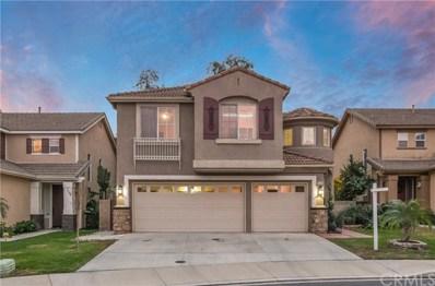 15938 Silver Springs Drive, Chino Hills, CA 91709 - MLS#: CV17266807