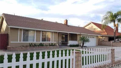 698 S Verde Avenue, Rialto, CA 92376 - MLS#: CV17266822
