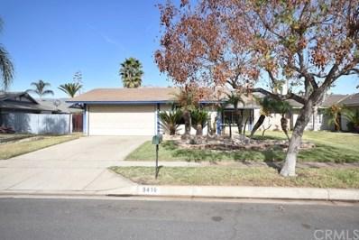 9410 Calle Vejar, Rancho Cucamonga, CA 91730 - MLS#: CV17266871