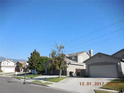 6999 Dorchester Place, Rancho Cucamonga, CA 91739 - MLS#: CV17267628