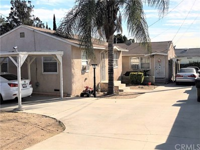 8295 9th Street, Rancho Cucamonga, CA 91730 - MLS#: CV17267644